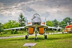 Mig-29 UB Obraz Royalty Free