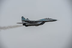 MiG-29 ucraino Fotografia Stock