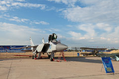 MiG-31 Royalty Free Stock Images