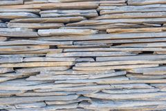 Miga de mármol Acabamiento decorativo material de las fachadas del edificio fotografía de archivo