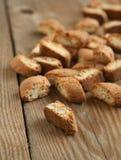 Migdałowy biscotti Zdjęcie Stock