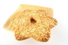 migdałowy ciastko Zdjęcia Royalty Free