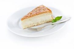 migdału tort Obrazy Stock