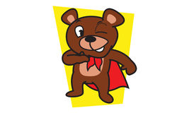 Mighty Bear Royalty Free Stock Image