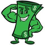 Mighty Greenback Stock Photography