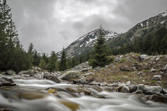 Mighty Pirin. A Picture From Pirin Mountain, Bulgaria Royalty Free Stock Images