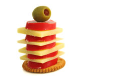 Mighty snack Stock Images