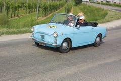 Miglia 2011 Mille Στοκ Εικόνες