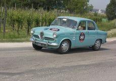 Miglia 2011 Mille στοκ φωτογραφία