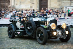1000 Miglia 2015, italian race of classic car Stock Photo