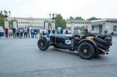 1000 Miglia 2018 in Monza Royalty-vrije Stock Fotografie