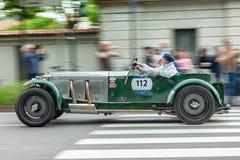 1000 Miglia 2018 in Monza Royalty-vrije Stock Foto
