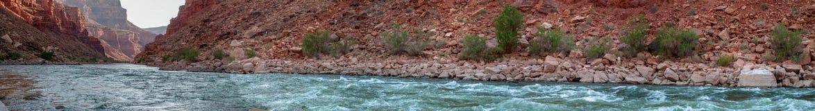 Miglio 21 del fiume immagini stock
