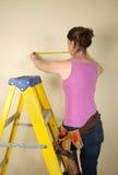Miglioramento domestico fotografia stock