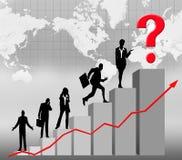 Migliore concetto del commercio globale Immagine Stock