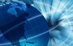 Migliore concetto del commercio globale Fotografia Stock Libera da Diritti