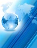 Migliore concetto del commercio globale Immagini Stock Libere da Diritti