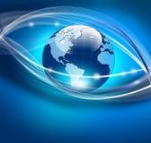 Migliore concetto del commercio globale Immagini Stock