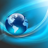 Migliore concetto del commercio globale Fotografie Stock