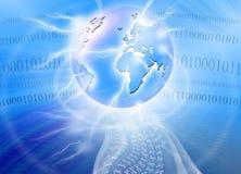 Migliore concetto del Internet Immagine Stock
