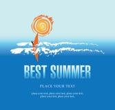 Migliore estate Fotografia Stock
