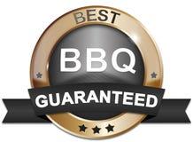 Migliore etichetta Kupfer del BBQ Immagine Stock