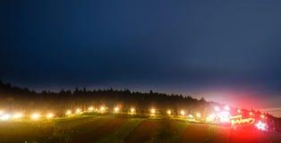 Migliore paesaggio in moko del bukit Immagini Stock Libere da Diritti