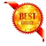 Migliore premio choice Fotografia Stock