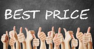 Migliore prezzo Fotografia Stock