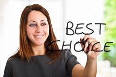 Migliore scelta Immagini Stock