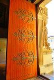 Migliori arles Francia della porta della chiesa fotografie stock libere da diritti