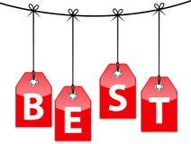 Migliori icone Fotografie Stock