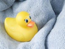 Mignon en caoutchouc et serviette Photos libres de droits