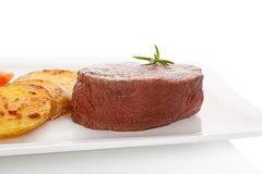 Mignon steak. Royalty Free Stock Photography