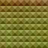 Mignonette Green Abstract Low Polygon Background Royalty Free Stock Image