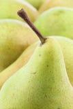 Migo pears background Stock Photography