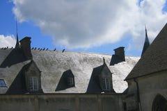 Migoczący dach Zdjęcia Royalty Free