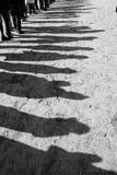 migração Imagem de Stock