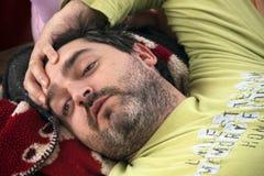 Migraine Royalty Free Stock Photo