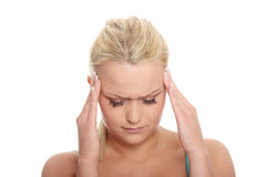 Migraine Stock Photos