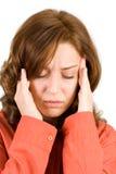 Migraine Stock Image