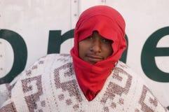 Migrante a bordo della bestia immagine stock libera da diritti