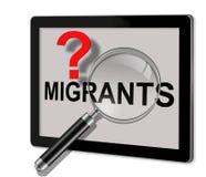 Migrants Stock Photos