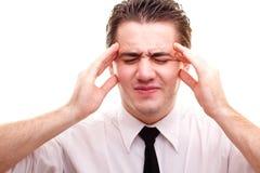 Migrena Fotografia Stock