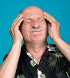 Migrena Zdjęcie Stock