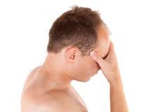 Migrena obrazy royalty free
