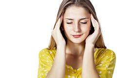 Migrena Obrazy Stock