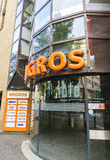 Migros超级市场,瑞士 库存图片