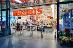 Migros royalty free stock photos