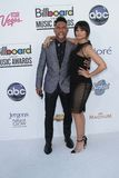 Miguel at the 2012 Billboard Music Awards Arrivals, MGM Grand, Las Vegas, NV 05-20-12 Royalty Free Stock Image
